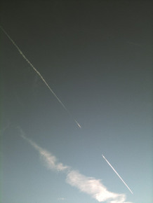 Smith, Mark L., Skymarks 1, 2013, archival inkjet, ed. 50, 18 x 12 in. image; also available in other sizes