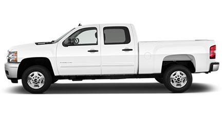 Fits: 2007-2013 Chevrolet Silverado 1500 Crew Cab Truck Includes: Front Windshield Visor precut in 5/% Precut Window Tint Kit Automotive Window Film