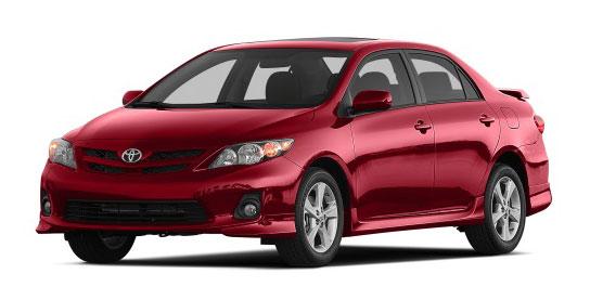 Full Car Fits 2020 Toyota Corolla Sedan Precut Window Tint Kit Window Film Diy