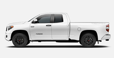fits 2007-2019 toyota tundra double cab (front kit) precut window