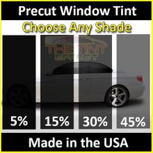 Chevrolet Camaro 1982-2018 (Front Windows) Precut Window Tint Kit Automotive Window Film