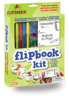 Animals Flipbook Kit
