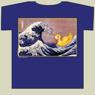 Hokusai Ducky T-Shirt