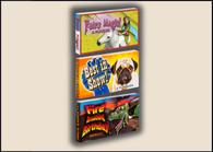 Greeting Cards Flipbook 3-Pack