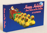 Fliptomania Santa and his Duckies Flipbook