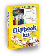 Fliptomania Sports Flipbook Kit