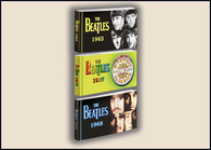 Fliptomania Beatles Flipbook 3-Pack