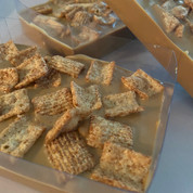 Cinnamon toast cereal bark box