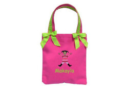 Kids Personalized Tote Bag
