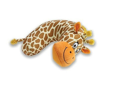 Kids Animal Travel Pillow Giraffe