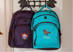 Kids Personalized School Backpack