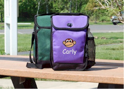 Kids Personalized Lunch Bag