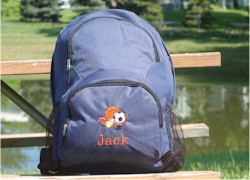 Kids Personalized Student Backpack