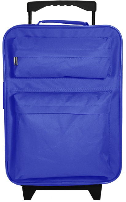 Kids Travel Zone 3 Piece Luggage Set Royal Carryon