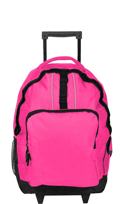 Sale: Personalized Rolling Kids Backpack from Kids Travel Zone