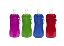 Kids Foldable Water Bottle for School and Travel
