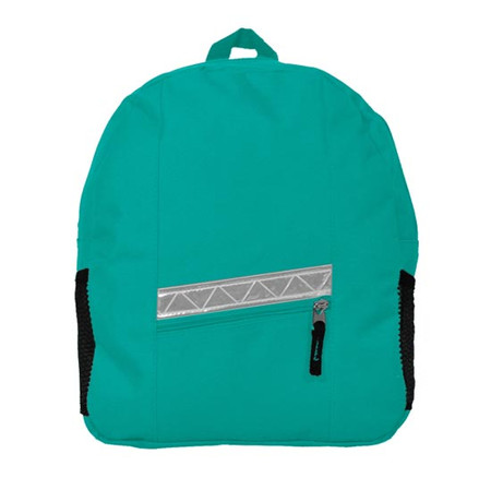 My First Backpack in Turquoise