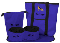 Large Pet Travel Set