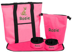 Small Pet Travel Set