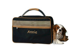 Personalized Pet Carrier Nylon
