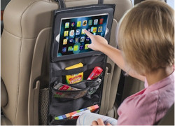 Backseat Tablet Organizer