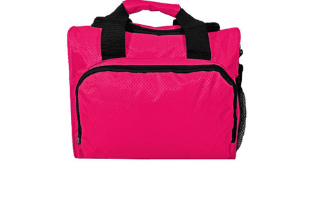 Cargo tote in Pink