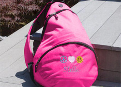 Not So Pretty Pink Bags