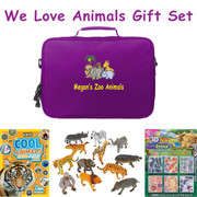 Animal Treasure Gift Set