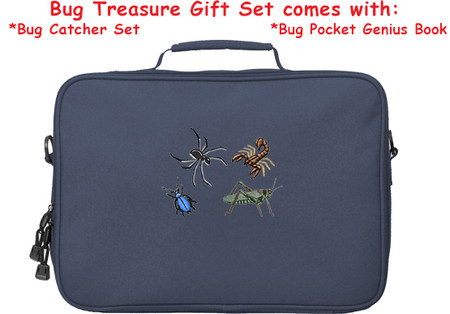 Navy Bug Gift Set