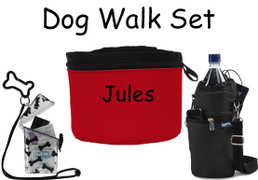 Dog Walk Set