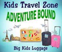 Adventure Bound Big Kids Luggage