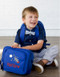 Little Kids Backpack Lunch Box Combo