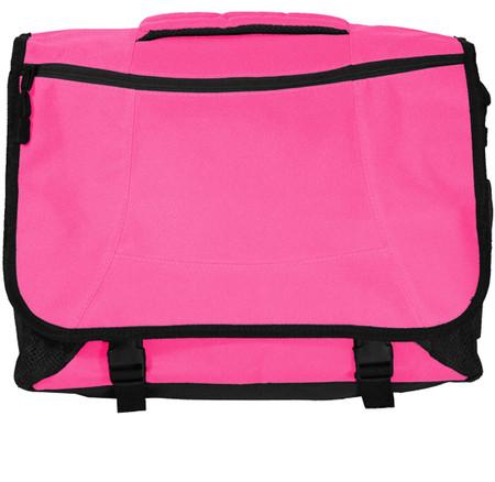 Messenger Bag Pretty Pink Sample