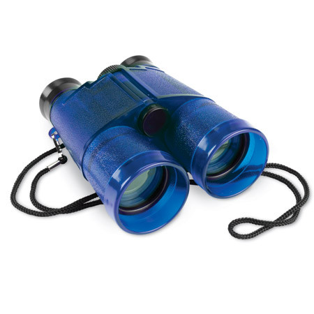 Kids Travel Zone Kids Binoculars in Blue