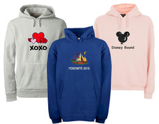 Group Hoodies