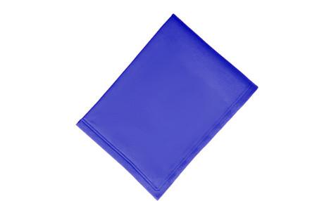 Blue Travel Blanket