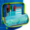 Personalized Kids 19 Inch Rolling Backpack organizer compartments