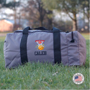 Kids Square Duffel *Made in the USA*
