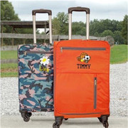 Kids Large 4 wheel suitcase