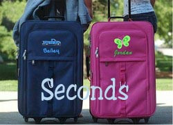 **Seconds** - Kids Large Rolling Carry-On