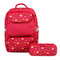 Sprouts Kids Backpack in Fox pattern