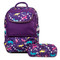 Sprouts Kids Backpack in Safari pattern