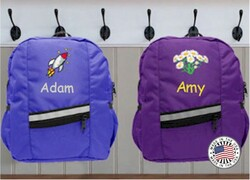 Little Kids Backpack **Made in the USA**