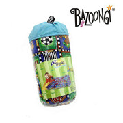 Kids Slumber Bag with sport images