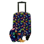 Dinosaurs Luggage Travel Set