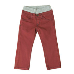 Twill Pants - Rusty Red