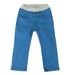 Twill Pants - Teal