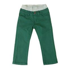 Twill Pants - Green