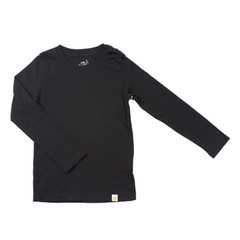 Basic Long Sleeve - Black