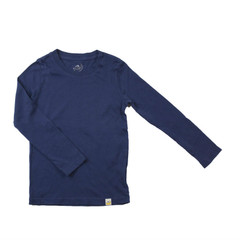 Basic Long Sleeve - Navy